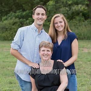 Melinda, Phil & Emily