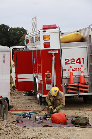 North Whitehall MCI Drill 9-26-09