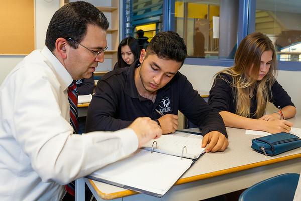 Classroom - Mr Hallis