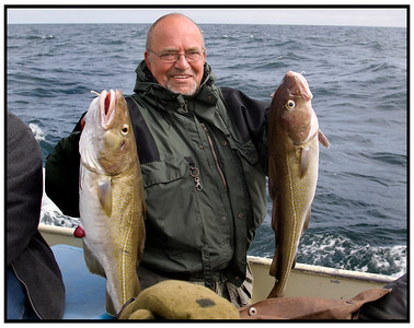 Lakselogen fisketur Hirtshals 2006
