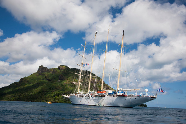 Star Flyer, Tahiti