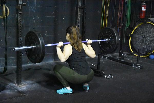 2019 CrossFit Total