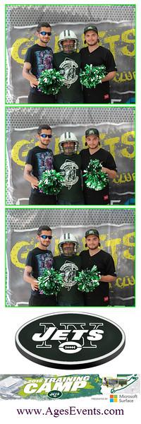 NY Jets Training Camp 2015