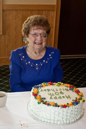 Edna's 90th Bday