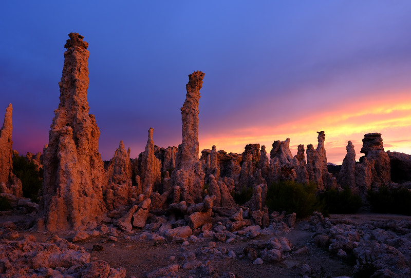 Mono Lake Pinnacles