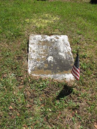 Ephraim Squier Grave