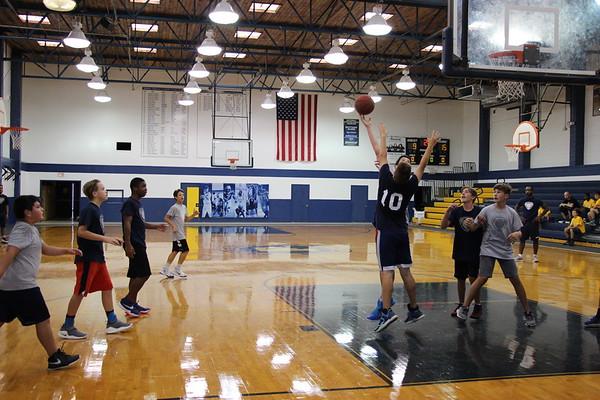Coach Allen's Basketball Camp
