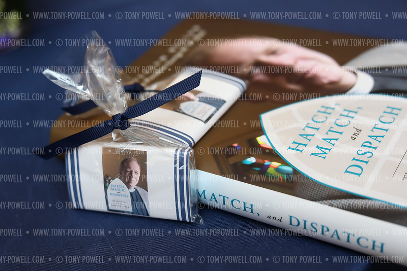 Reverend Will Billows Book Party