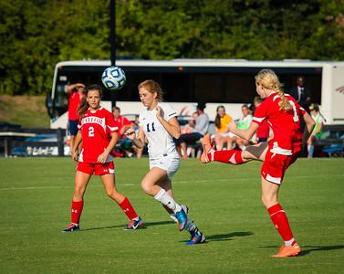 Girls Soccer 10-10-13