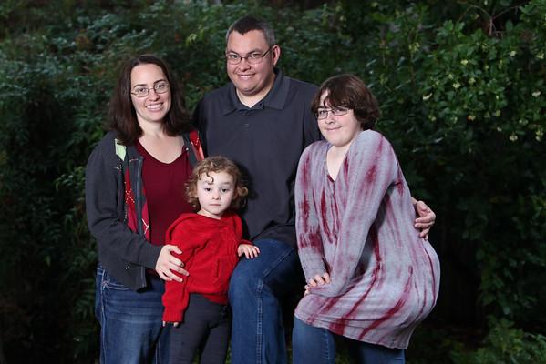 Sams Family 2016