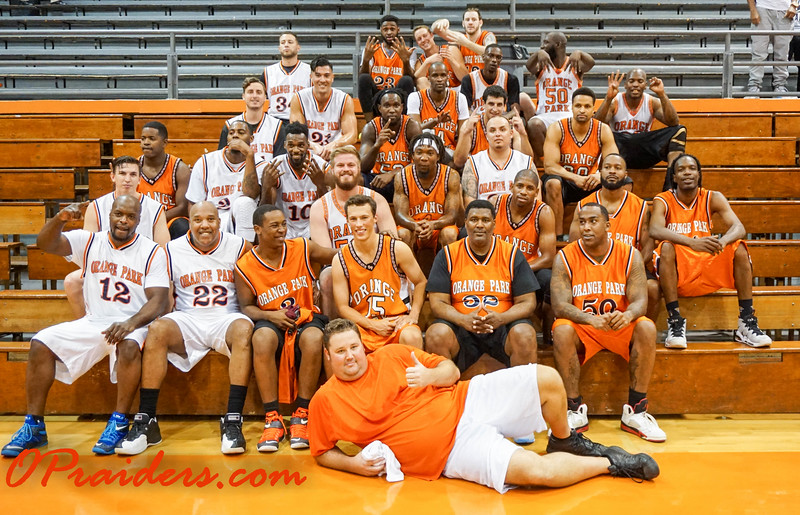 Alumni Basketball Game 2016