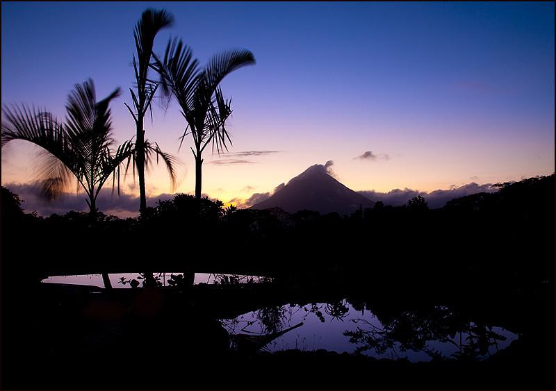 Dawn at Arenal Volcano.jpg