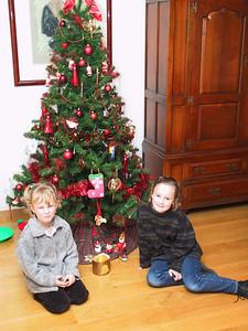 2000-12 Kerst met familie