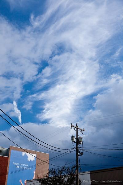 #161 - Ballard Sky
