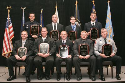 2007 VACP A/C: Valor Awards & Board Installation