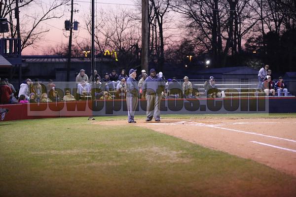 NE Jones at South Jones (2013 softball)