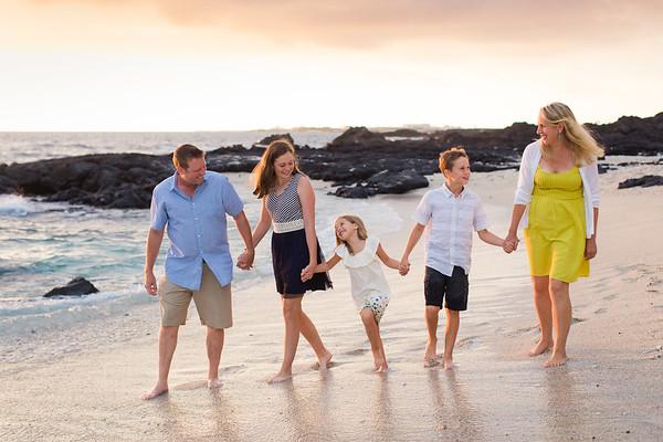 Holmberg family