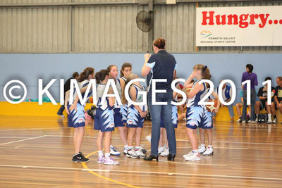 U/12 W2 - Penrith Vs Bankstown 1-5-11