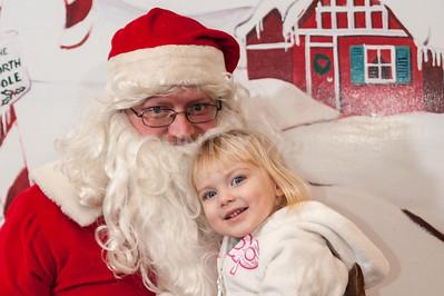 2013 Santa Claus