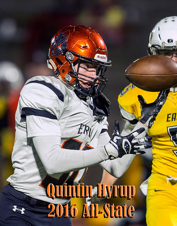 2016 Erie Tigers All-State Football