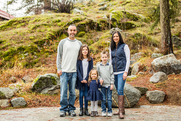 Delaney Family 12/2/18