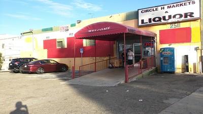 Circle H Liquor (Echo Park)