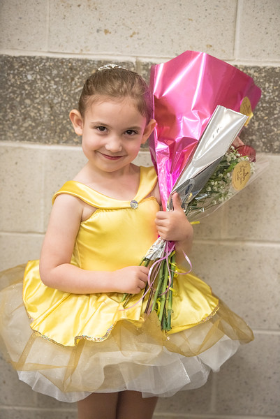 Jossalyn's First Dance Recital