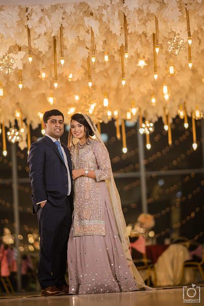Fariha & Samiul Reception