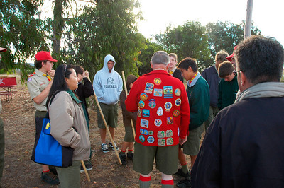 10/14/2006 Fall Camporee @ Las Flores