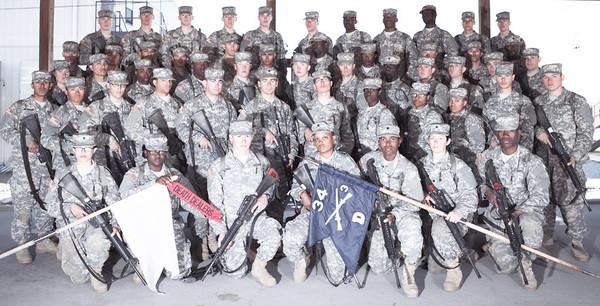 Delta 3-34 Platoon Photos