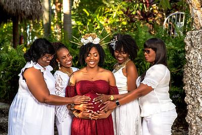 Valteeka's Maternity Session