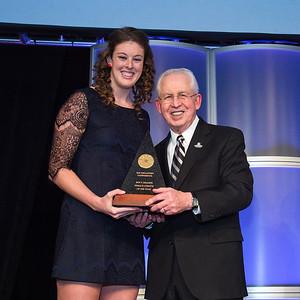 Allison Schmitt SEC Athlete of the Year