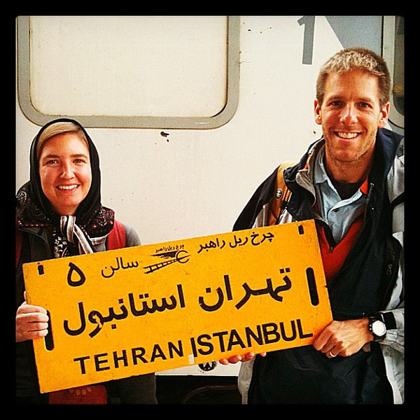 All aboard the Midnight Express (Tehran to Istanbul)
