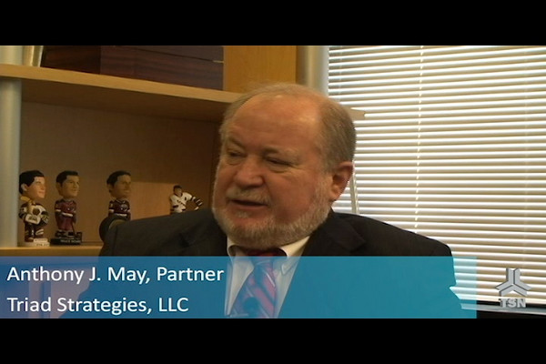 Triad Strategies' Tony May sat down with David W. Patti, President and CEO of the Pennsylvania Business Council and discussed the impact of legal reform on Pennsylvania's economy - February 9, 2011 - Part 3 of 6 - On Venue Shopping
