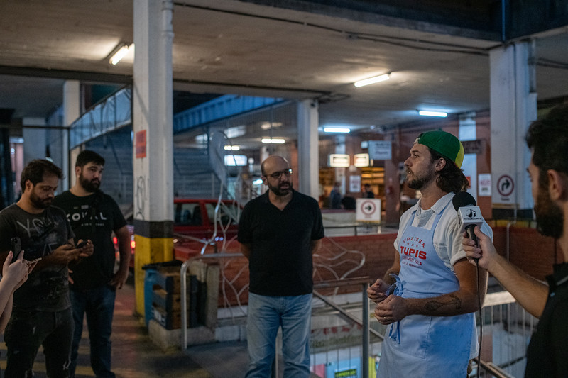 Expedição #mesaaovivo no Mercado Novo | BH