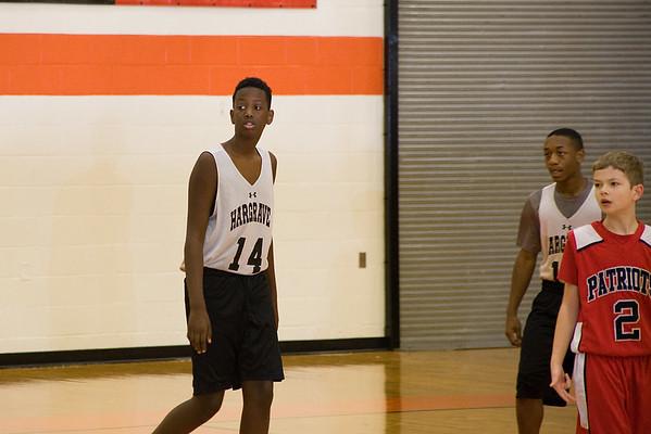 MS Basketball at Rudy Lane Classic