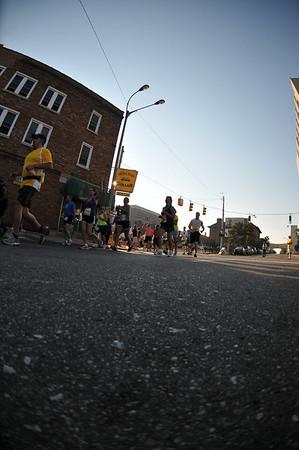10 Mile at 1.5 Mile Mark - 2012 Crim