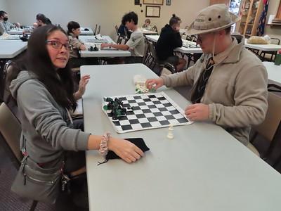 Chess Night Lockout - Nov 6-7