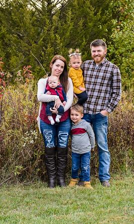 The Stapleton-Jones Family