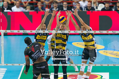 Semifinale Supercoppa Civitanova-Modena