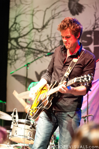 Tyler Hilton performs on May 10, 2010 at State Theatre in St. Petersburg, Florida