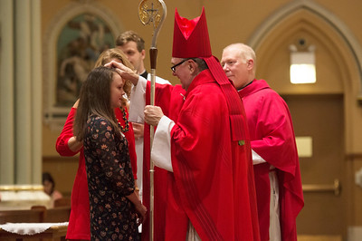 Confirmation - Alphonsus Academy & Center for the Arts