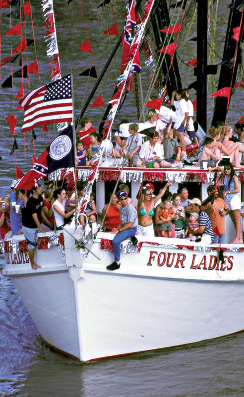 Blessing of the Fleet 2004 Darien, Georgia