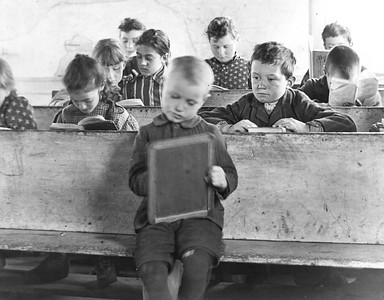 Days Gone By: Images of Fun at School
