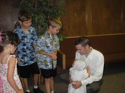 Stella's Baptism