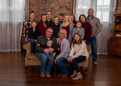 Brouse-Elmer Family 2020