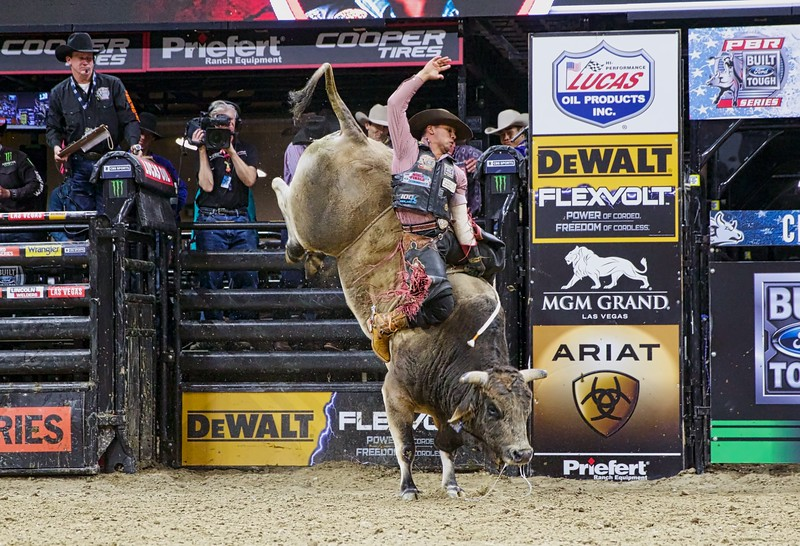 Professional Bull Riding (PBR) at Golden 1 2017