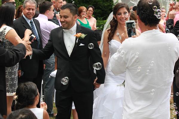 Angela & Danny's Wedding
