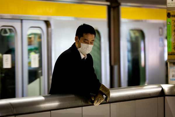 Japan 2011 Street Portraits
