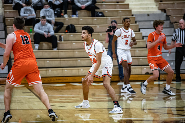 MHS Basketball vs. New Lexington